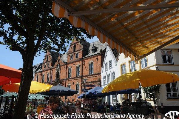 Glückstadt Markt